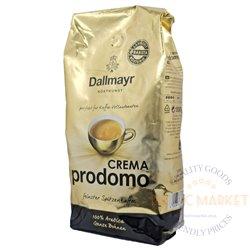Dallmayr Prodomo Crema кофейные зерна 1 кг