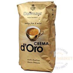 Dallmayr Crema d'ORO kohvioad 1 kg