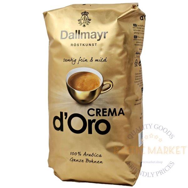 Dallmayr Crema d'ORO coffee beans 1 kg