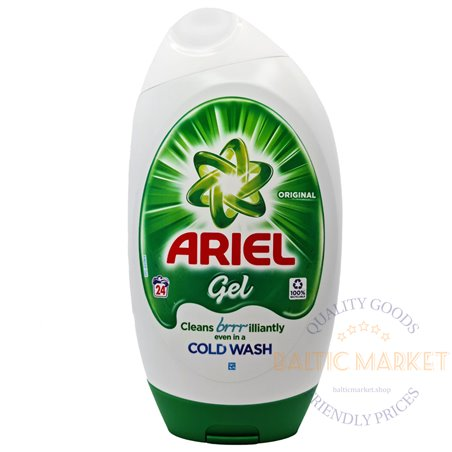 Ariel Original skalbimo gelis 0,888 ml