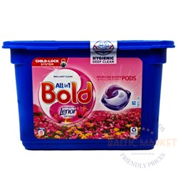 Bold All in One laundry capsules Spring flowers 19 pcs.