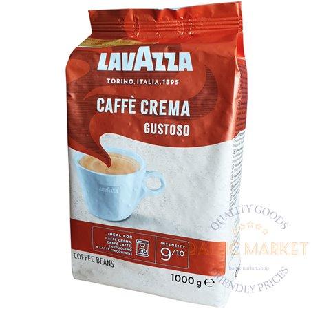Lavazza caffe crema gustoso...