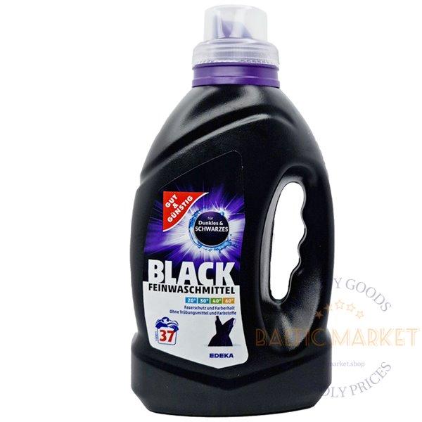 Black стиральный порошок для темных вещей 37 стирок