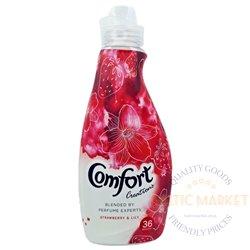 Comfort Strawberry&Lily minkštiklis 1,26l