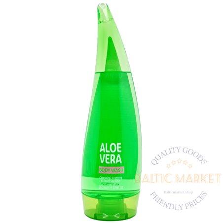 XBC Aloe Vera гель для душа 250 мл