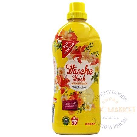 Edeka кондиционер для белья Sommerfrisch 1,5 л