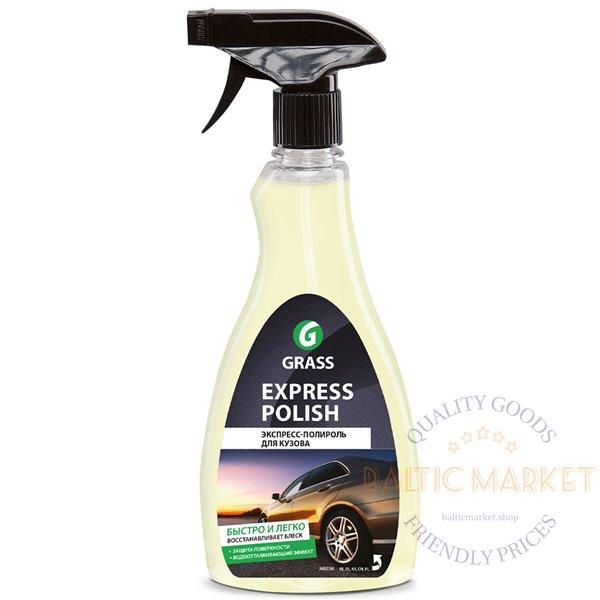 Express polish for car body treatment 500 ml
