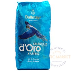 Dallmayr Prodomo Crema kavos pupelės 1 kg