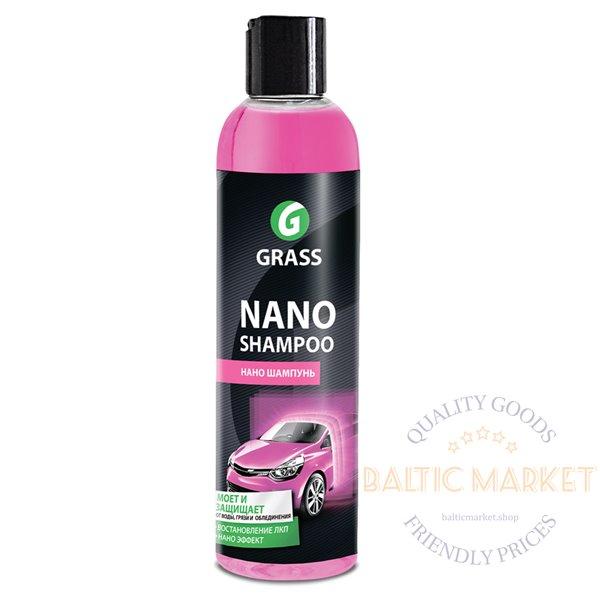 Nano Shampoo- nano shampoo with a protective layer - 250ml