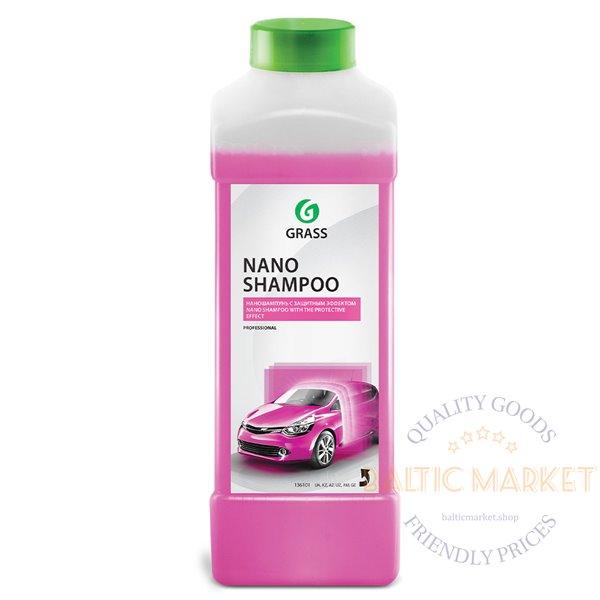 Nano Shampoo- nano shampoo with a protective layer - 1 liter