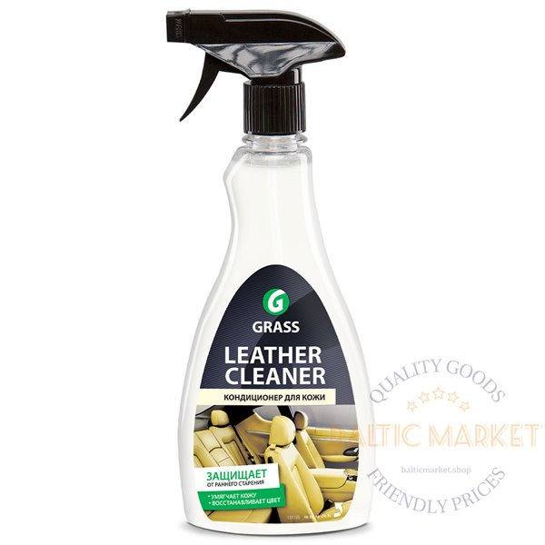 Leather Cleaner oчиститель-кондиционер натуральной кожи 500 мл