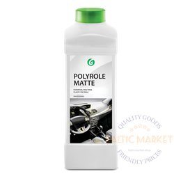 Polyrole Matte Professional  panel cleaner with a matte effect 1 L