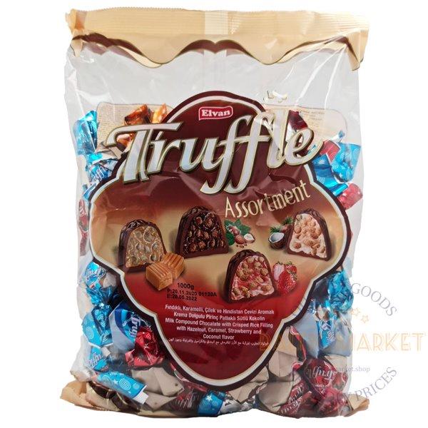 Elvan Assortment Truffle 1 кг