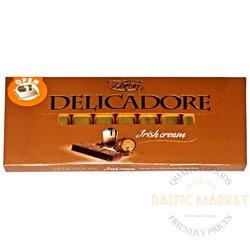 Excellent Baron DELICADORE šokolāde ar īru krēma pildījumu 200 gr