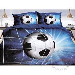 Cotton satin bed linen complex 160x200, 4 parts (CT111)
