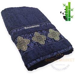 Бамбуковое полотенце 70X140см (BZI-1140)