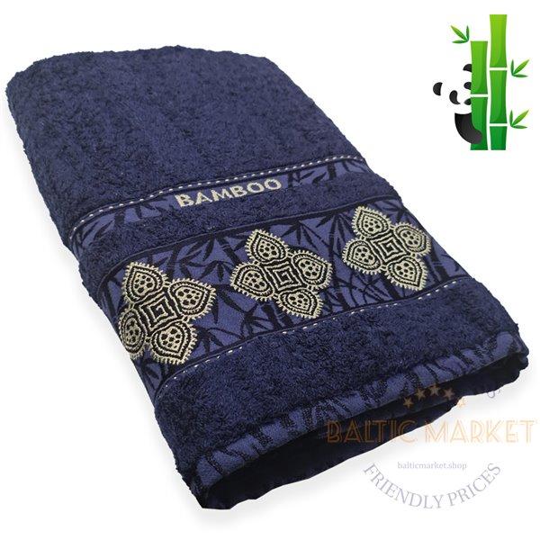 Bamboo towel 70X140cm (BZI-1140)