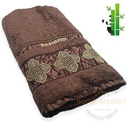 Bamboo towel 70X140cm (BBR-1140)