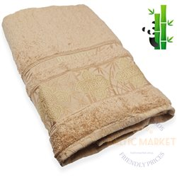 Bambusest rätik 70X140cm (BSA-1140)