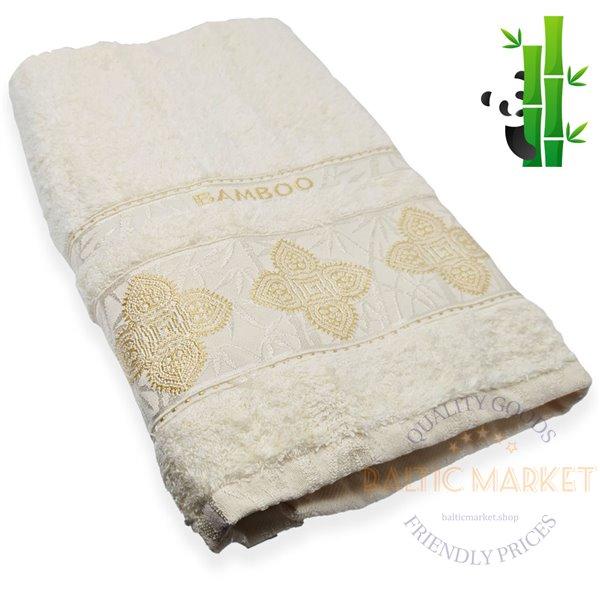 Бамбуковое полотенце 70X140см (BSA-1140)