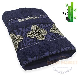 Бамбуковое полотенце 50X90см (BZI190)