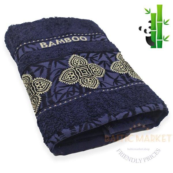 Bamboo towel 50X90cm (BZI190)