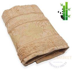 Бамбуковое полотенце 50X90см (BBE-190)
