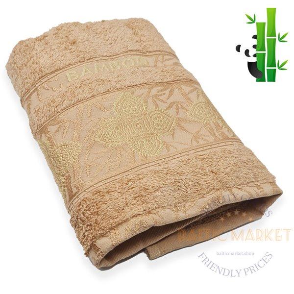 Bamboo towel 50X90cm (BBE-190)