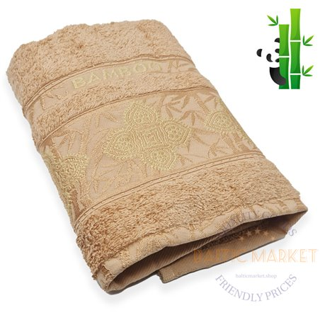 Bambusest rätik 50X90cm (BBE-190)