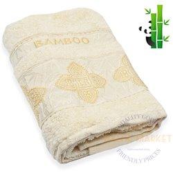 Bambusest rätik 50X90cm (BBA-190)