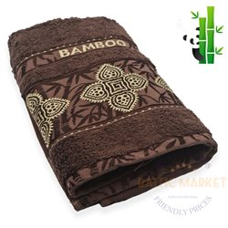 Бамбуковое полотенце 50X90см (BBR-190)