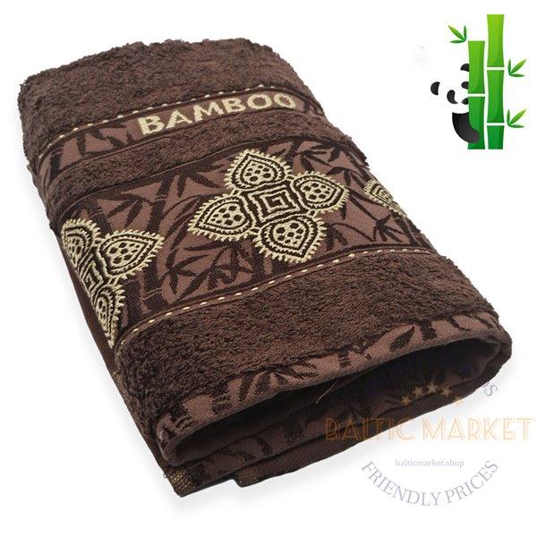 Bamboo towel 50X90cm (BBR-190)
