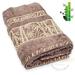 Бамбуковое полотенце 50X90см (BB2-290)