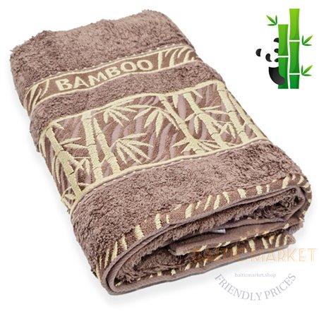 Bambusest rätik 50X90cm (BB2-290)