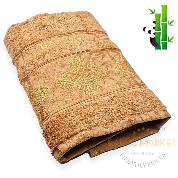 Bamboo towel 50X90cm (BBG-190)