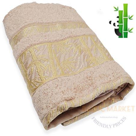 Bamboo towel 50X90cm (BB1-290)