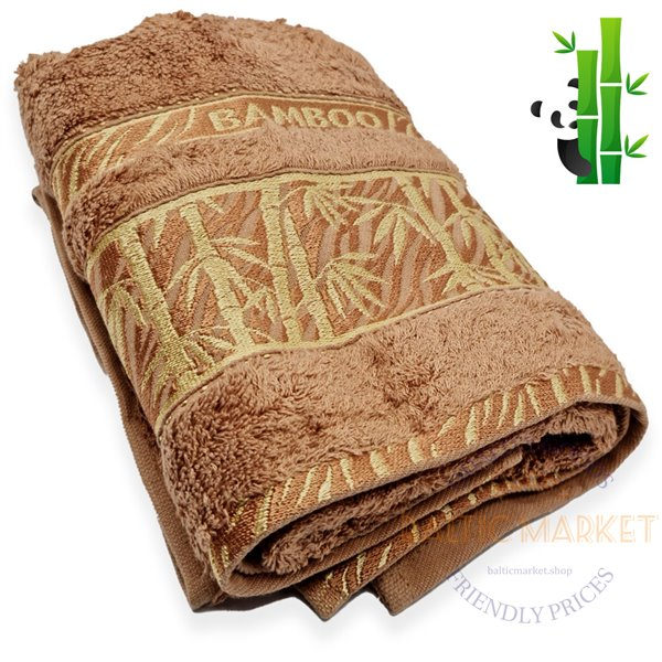 Бамбуковое полотенце 50X90см (BB3-290)
