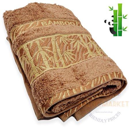 Bambuko rankšluostis 50X90cm (BB3-290)