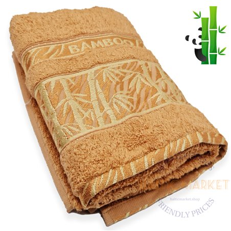 Bamboo towel 50X90cm (BB4-290)