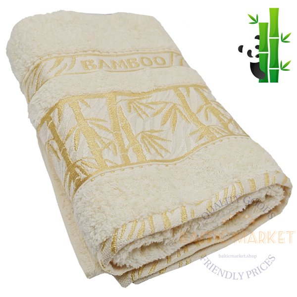Bamboo towel 50X90cm (BB5-290)