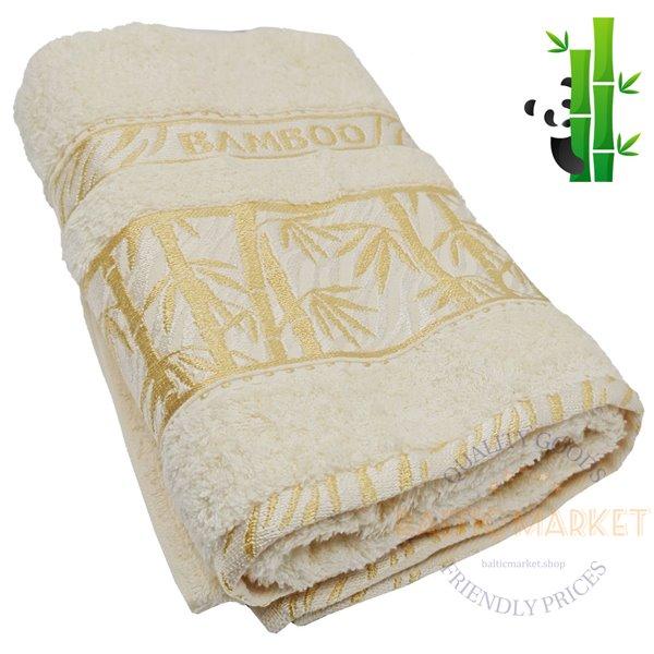 Bambusest rätik 50X90cm (BB5-290)