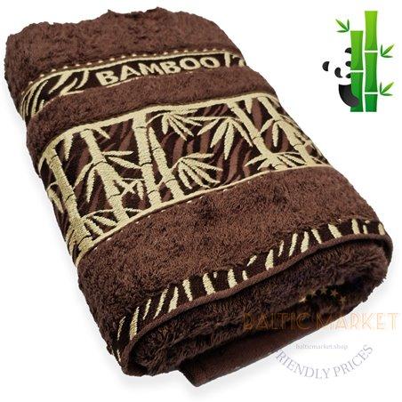 Бамбуковое полотенце 50X90см (BB6-290)
