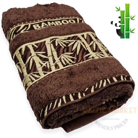 Bambusest rätik 50X90cm (BB6-290)