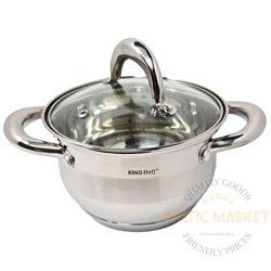 KingHoff Boiler 1.7 L with a lid (KH-1096-17)