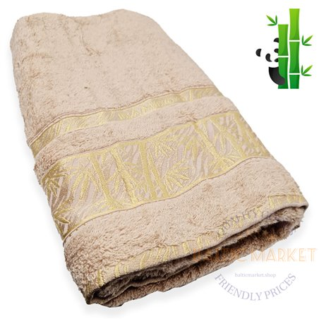 Bambusest rätik 70X140cm (BB1-2140)