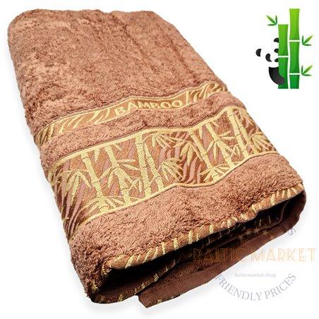 Бамбуковое полотенце 70X140см (BB2-2140)