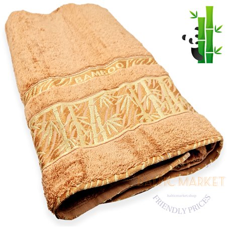 Bambusest rätik 70X140cm (BB4-2140)