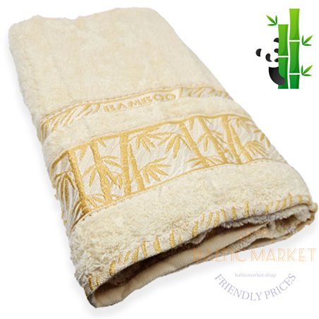 Bamboo towel 70X140cm (BB5-2140)