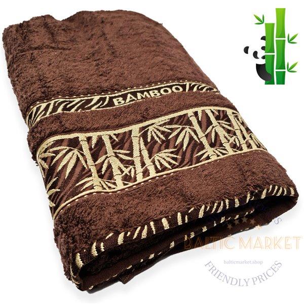 Bamboo towel 70X140cm (BB6-2140)