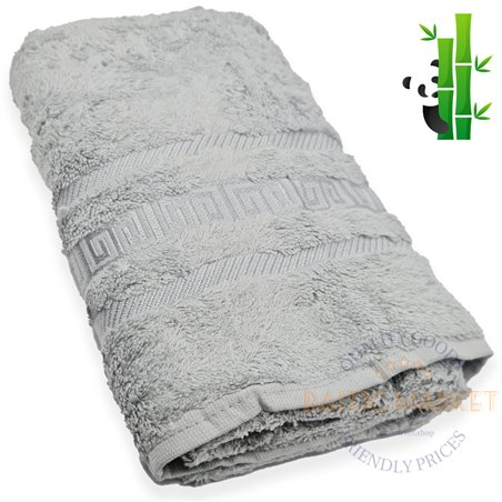 Bamboo towel 50X90cm (BB6-390)